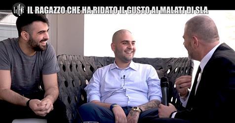 Giulio Golia: Il ragazzo che ha ridato il gusto ai malati di SLA